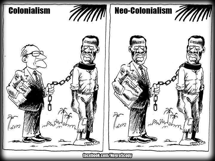 Colonialism-NeoColonialism
